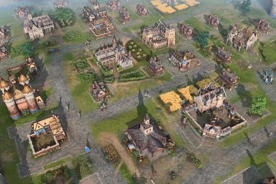 Age of Empires IV'te Fransızlar