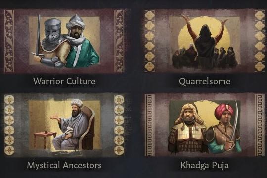 Crusader Kings III'te Kültür Özellikleri ve Kültürel Kabullenme