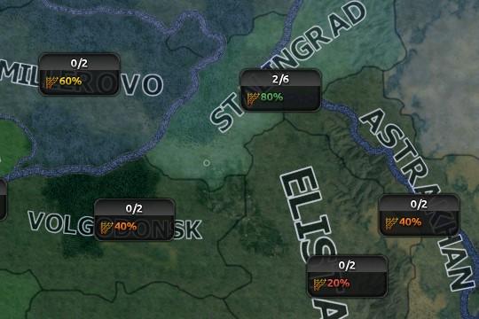 Hearts of Iron IV'te Barbarossa Yamasındaki Çeşitli Yenilikler
